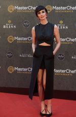 Paz Vega At Masterchef Restaurant Opening, Madrid, Spain