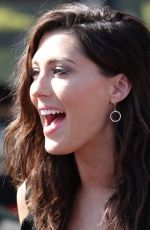 Rebecca Kuffrin Filming EXTRA Live in Los Angeles