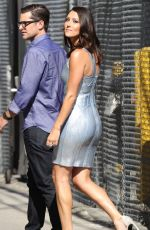 Rebecca Kufrin Arrives for the Jimmy Kimmel Show in Hollywood