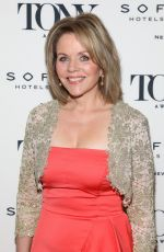 Renee Fleming At Tony Honors Cocktail Party, New York