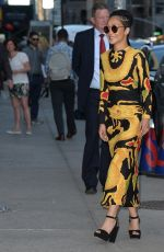 Ruth Negga Out in New York City