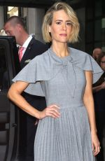 Sarah Paulson At an event in New York City