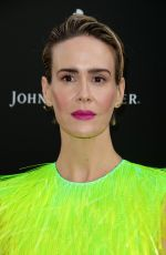 Sarah Paulson Attends the