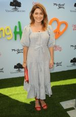 Sasha Alexander At Children Mending Hearts Empathy Rocks fundraiser in Los Angeles