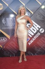 Stacy Sager At 2018 NBA Awards at Barkar Hangar in Santa Monica