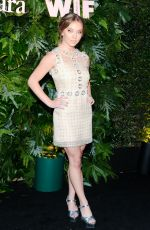 Sydney Sweeney At MaxMara WIF Face of the Future, Los Angeles