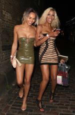 Talulah Eve Attending the Love Island screening at Fest in Camden