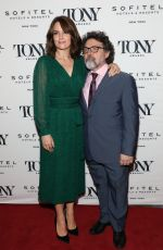Tina Fey At Tony Honors Cocktail Party, New York