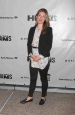 Zoe Perry At The Humans Play Opening Night at the Ahmanson Theatre