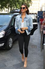 Alesha Dixon Out and about in London