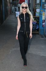 Alice Chater Exits Diesel On Sea summer party at Busy Building in Peckham