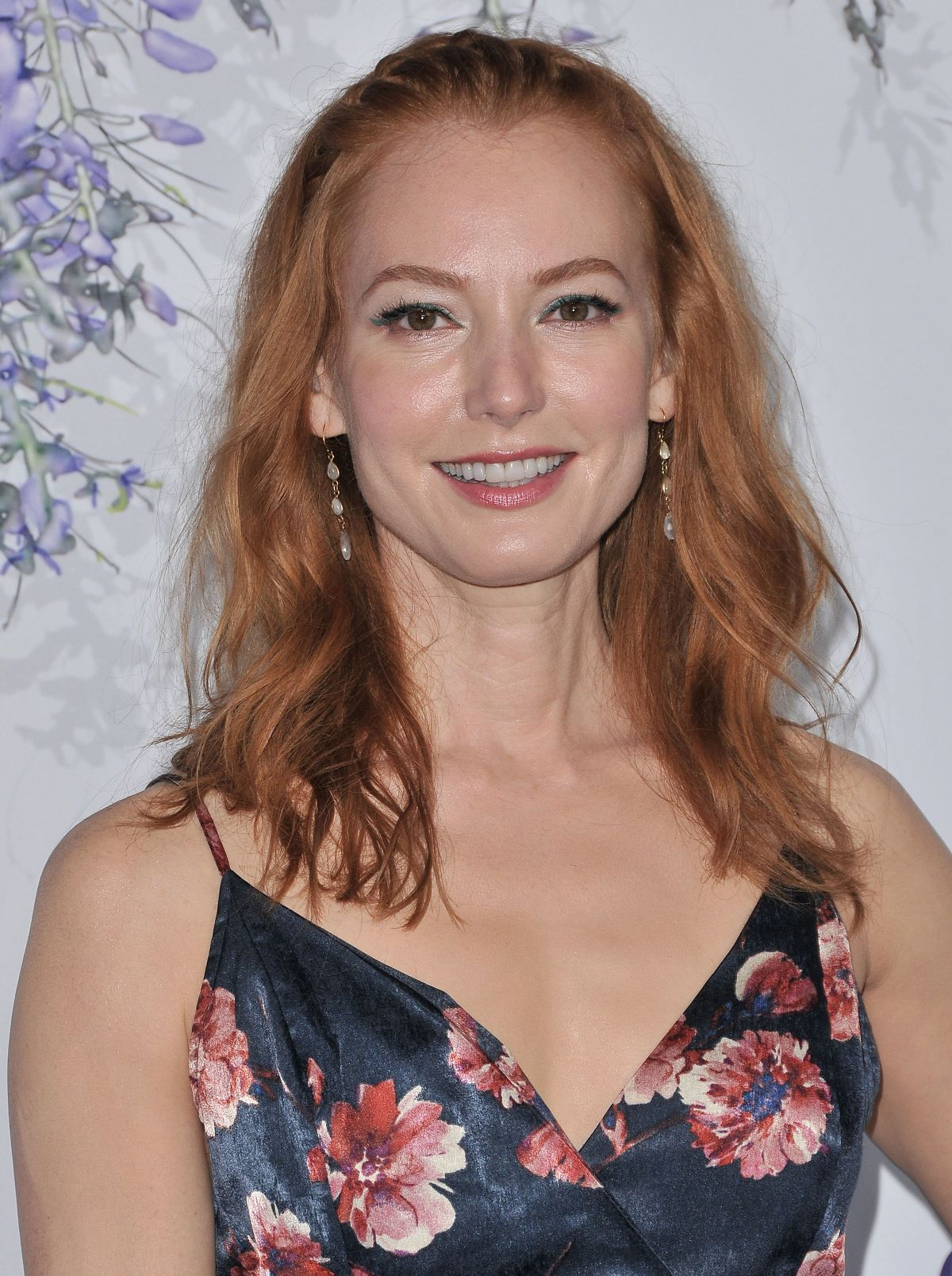 Alicia Witt At Hallmark Channel Summer TCA Press Tour in ...