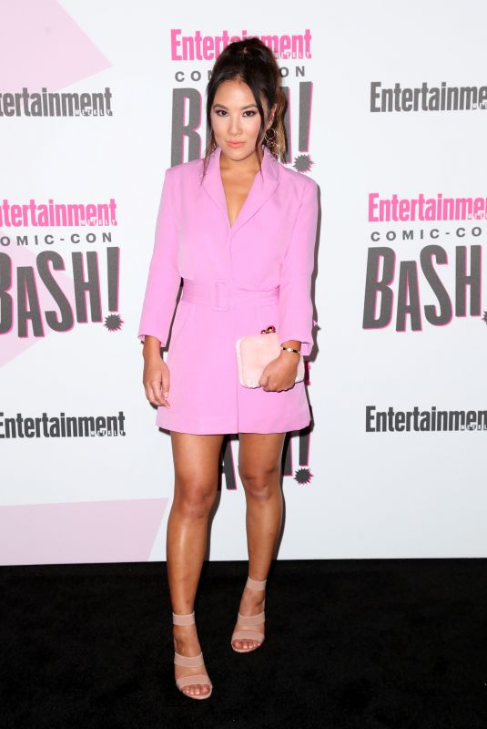 Ally Maki At Entertainment Weekly party, Comic-Con International, San Diego