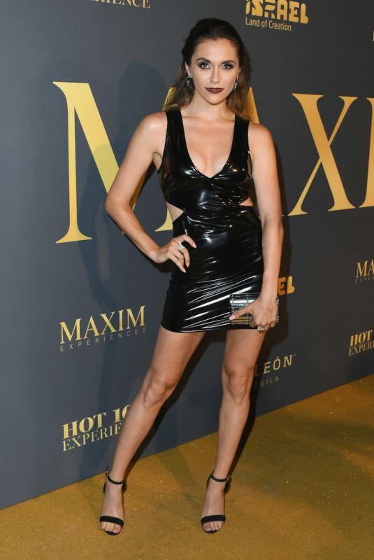 Alyson Stoner At The Maxim Hot 100 Experience in Los Angeles