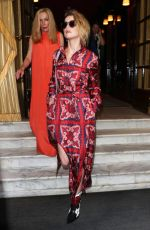 Amber Heard At Valentino show, Front Row, Fall Winter 2018, Haute Couture Fashion Week, Paris, France