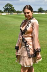 Amber Le Bon At Westchester Cup, Polo, Winsor, London
