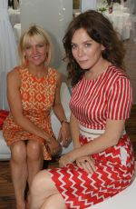 Anna Friel At Audi Polo Challenge at Coworth Park Polo Club