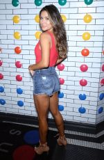 Arianny Celeste Hosts Meet and Greet at Sugar Factory American Brasserie in Las Vegas at Fashion Show
