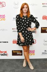 Arielle Free At Spice Girls exhibition VIP launch, London, UK