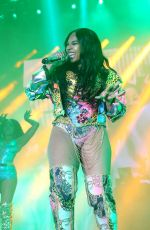Ashanti At 2018 Essence Festival in New Orleans