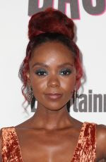 Ashleigh Murray At Entertainment Weekly party, Comic-Con International, San Diego