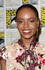 Ashleigh Murray At Riverdale Photo Line - 2018 SDCC, San Diego