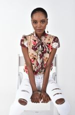 Ashleigh Murray At Variety Studio Comic-Con, Day 3, San Diego