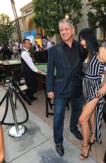 Bai Ling Outside the Paramount Theatre in Los Angeles