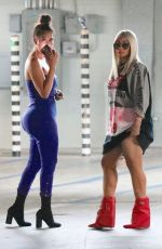 Blac Chyna Out and about in West Hollywood