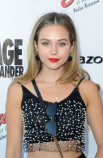 Brec Bassinger At Sage Launch Party Co-Hosted by Tiger Beat in Los Angeles