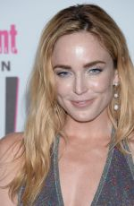 Caity Lotz At Entertainment Weekly Annual Comic-Con Party in San Diego