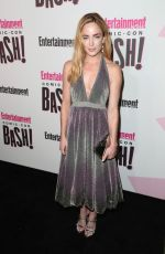 Caity Lotz At Entertainment Weekly