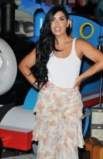 Cara de la Hoyde At Thomas & Friends: Big World Big Adventures Film Premiere in London