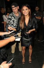 Cassie Scerbo Greets her fans at Hard Rock Hotel in San Diego after 2018 Comic Con