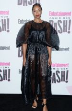 Chantel Riley At Entertainment Weekly party, Comic-Con International, San Diego