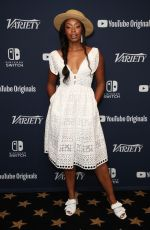 Chantel Riley At Variety Studio Comic-Con, Day 2, San Diego