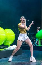 Charli XCX Performing at Summerfest in Milwaukee