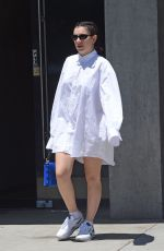 Charli XCX Seen with friends in Los Angeles