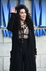 Cher At