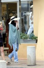 Cher On vacation in Saint-Tropez, France