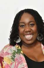 Chizzy Akudolu At Spice Girls exhibition VIP launch, London, UK