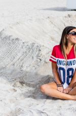 Claudia Romani Loving England in the World Cup