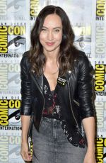 Courtney Ford At 2018 San Diego Comic Con - Legends of Tomorrow - Photocall
