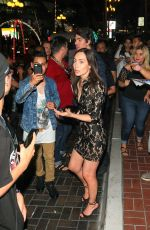 Courtney Ford At Comic-Con International, San Diego