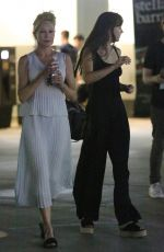 Dakota Johnson At the Arclight Theater with her mom in Hollywood