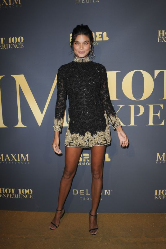 Daniela Braga At Maxim Hot 100 Experiences Party 2018