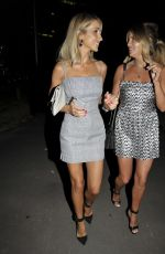 Danielle Fogarty Enjoys A Girls Night Ouy In Manchester