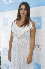 Elena Furiase Attendss the launch of the