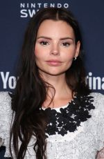 Eline Powell At Variety Studio Comic-Con, Day 1