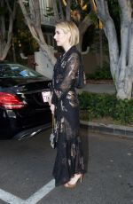 Emma Roberts Leaves the Violet Grey event in Los Angeles